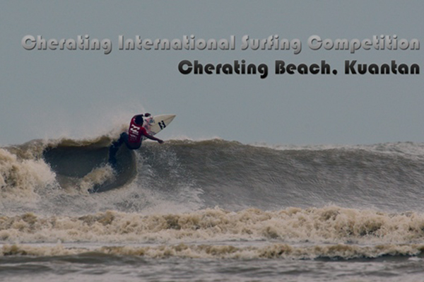 Cherating International Surfing Competition