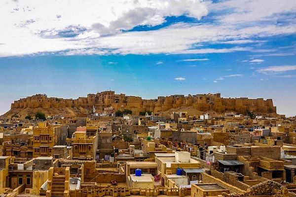 Jaisalmer Golden Fort 600 x 400