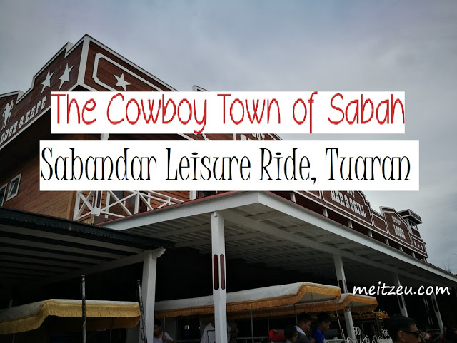 The Cowboy Town of Sabah, Sabandar Leisure Ride, Tuaran