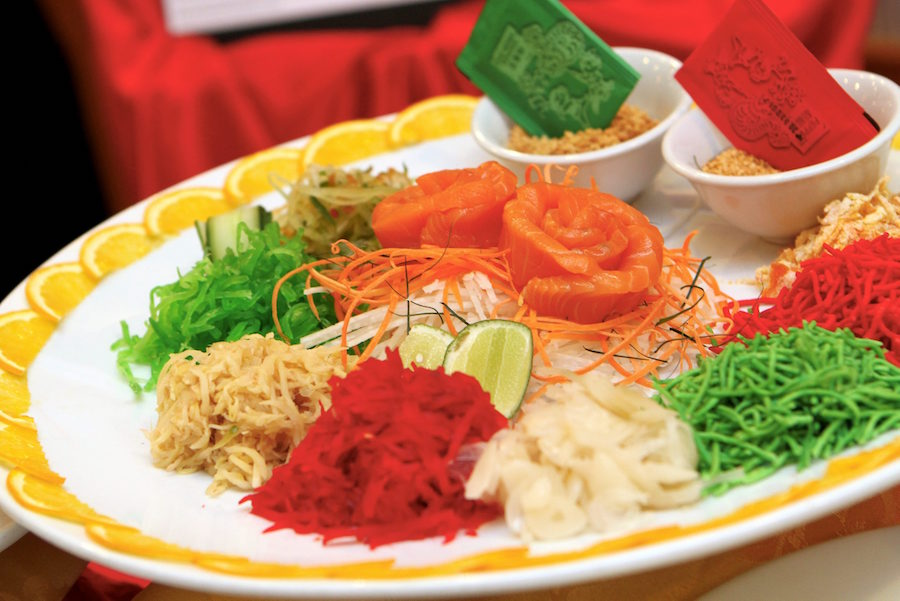 Where you can go to enjoy halal Yee Sang