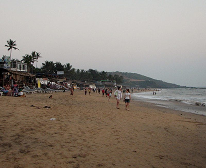 Trip To North Goa!