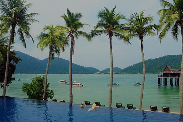 Pangkor Laut Resort, The Most Amazing & Beautiful Luxury Resort in Malaysia